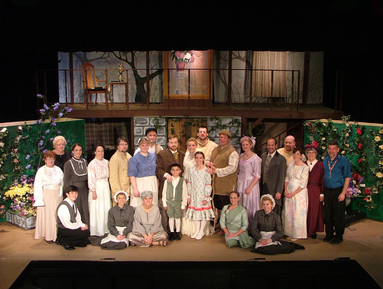 THE SECRET GARDEN CAST | Fremont Community Theatre